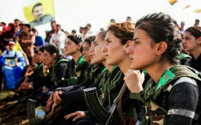 Abbracciare il mosaico: presentazione del libro Curdi e del Reportage dal Rojava