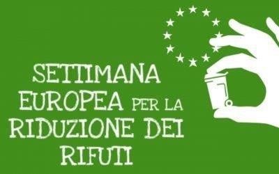 Settimana Europea per la Riduzione dei Rifiuti (SERR) 2019