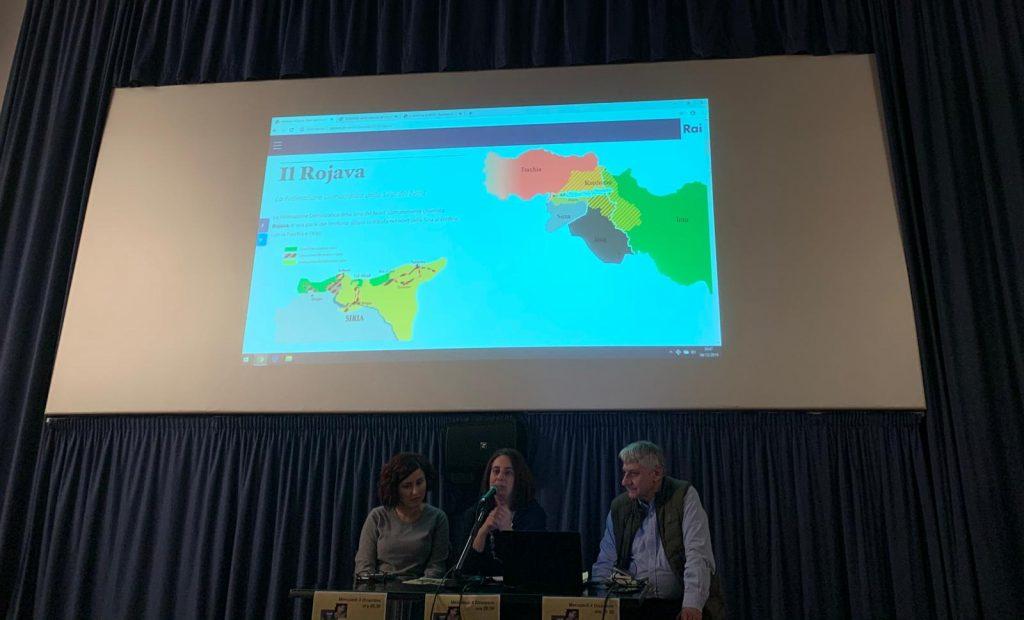 Conferenza Curdi