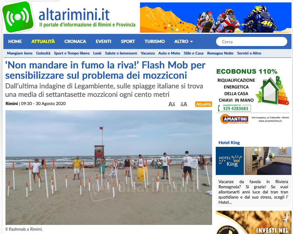 Articolo Altarimini [30-08-2020]