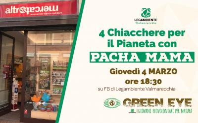 """""""4 Chiacchere per il Pianeta"""" con Pacha Mama Rimini"""